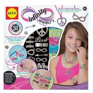 Jewelry Making Kit from Alex Infinity Jewelry